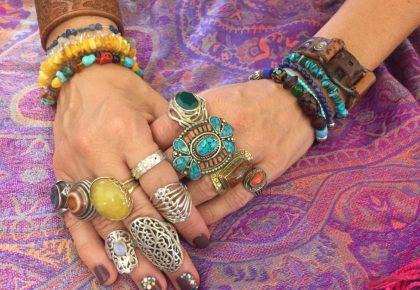 anelli e bracciali di Vitulano a Finalborgo