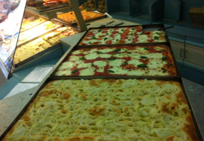 casa del pane finalborgo focaccia pizza